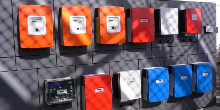 Solar invertör