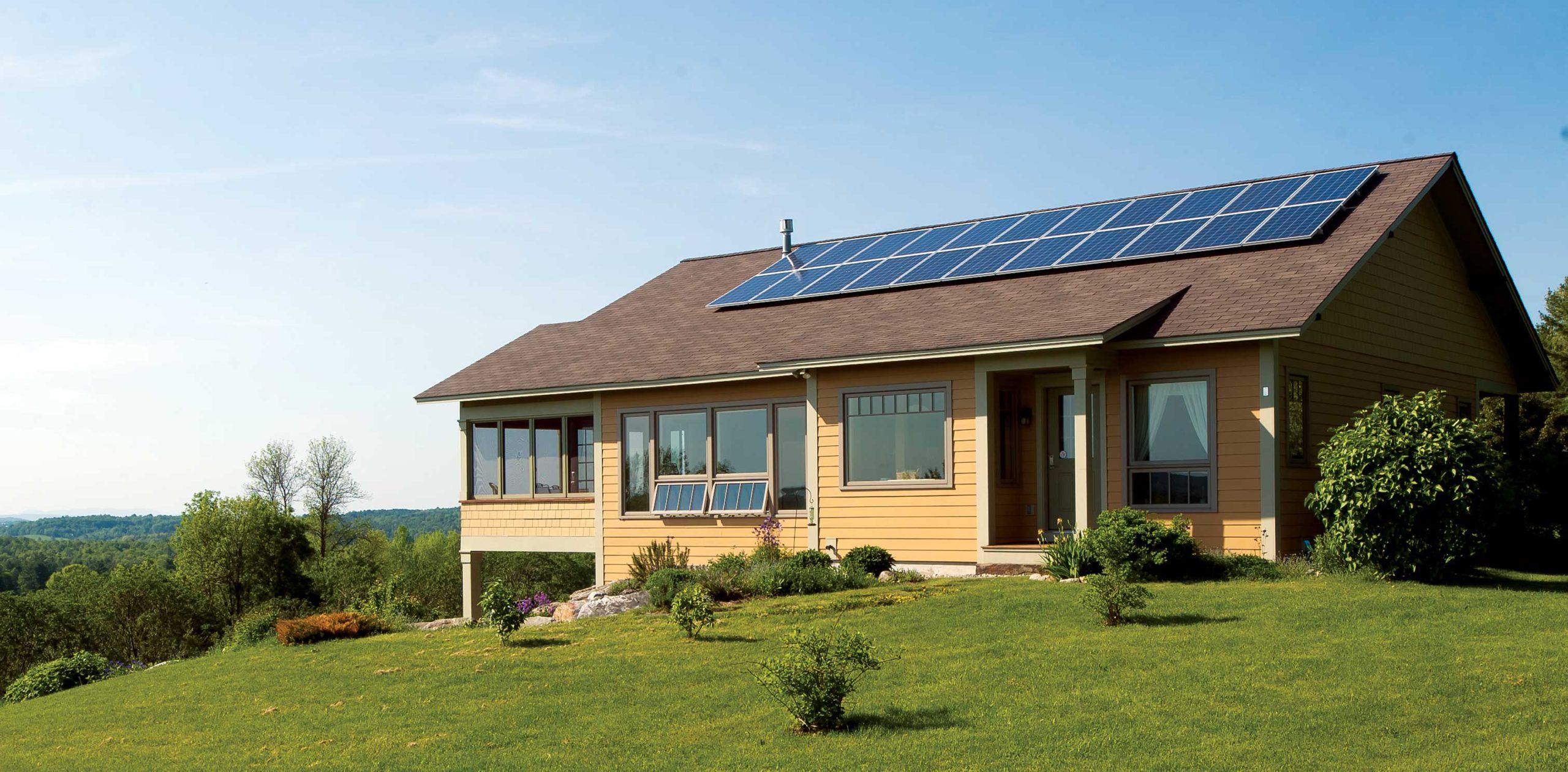 güneş enerjisi ve paneli