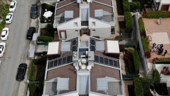 İstanbul Zekeriyaköy Solarçatı Projesi